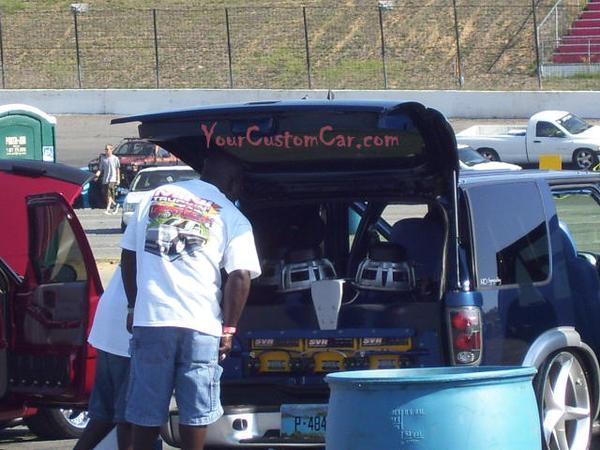 SUV JL Audio