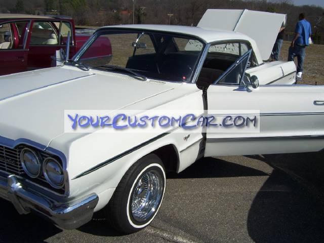 White 64 Impala