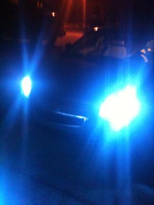 Dark Blue H11 HID Kit from yourcustomcar.com