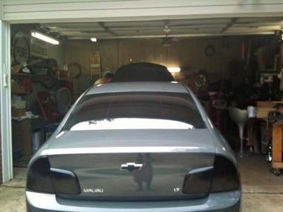 Tinted Taillights