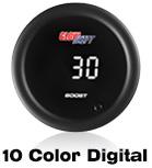 custom gauges digital 10 color led