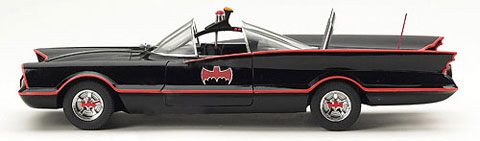 George Barris Bat Mobile