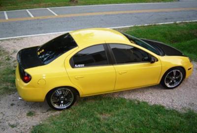 Custom 2003 Dodge Neon