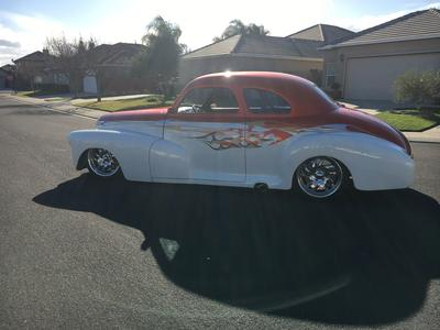 My 48 500hp Chevy Coupe