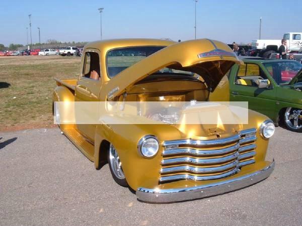 Custom Classic Chevrolet Truck