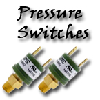 Air bag suspension pressure switches at your custom car