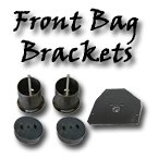 Front air suspension bag brackets at your custom car